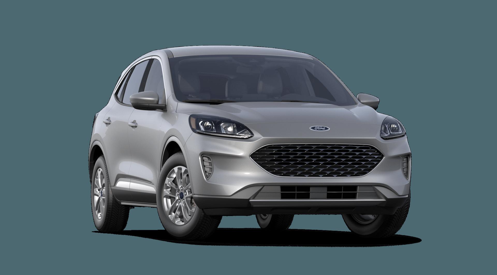 2020 Ford Escape Ingot Silver