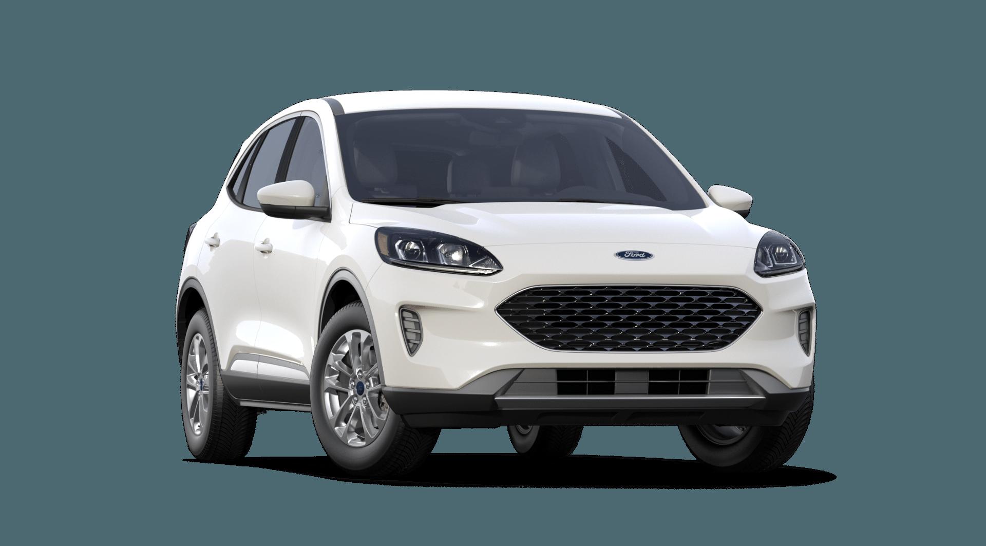 2020 Ford Escape Oxford White