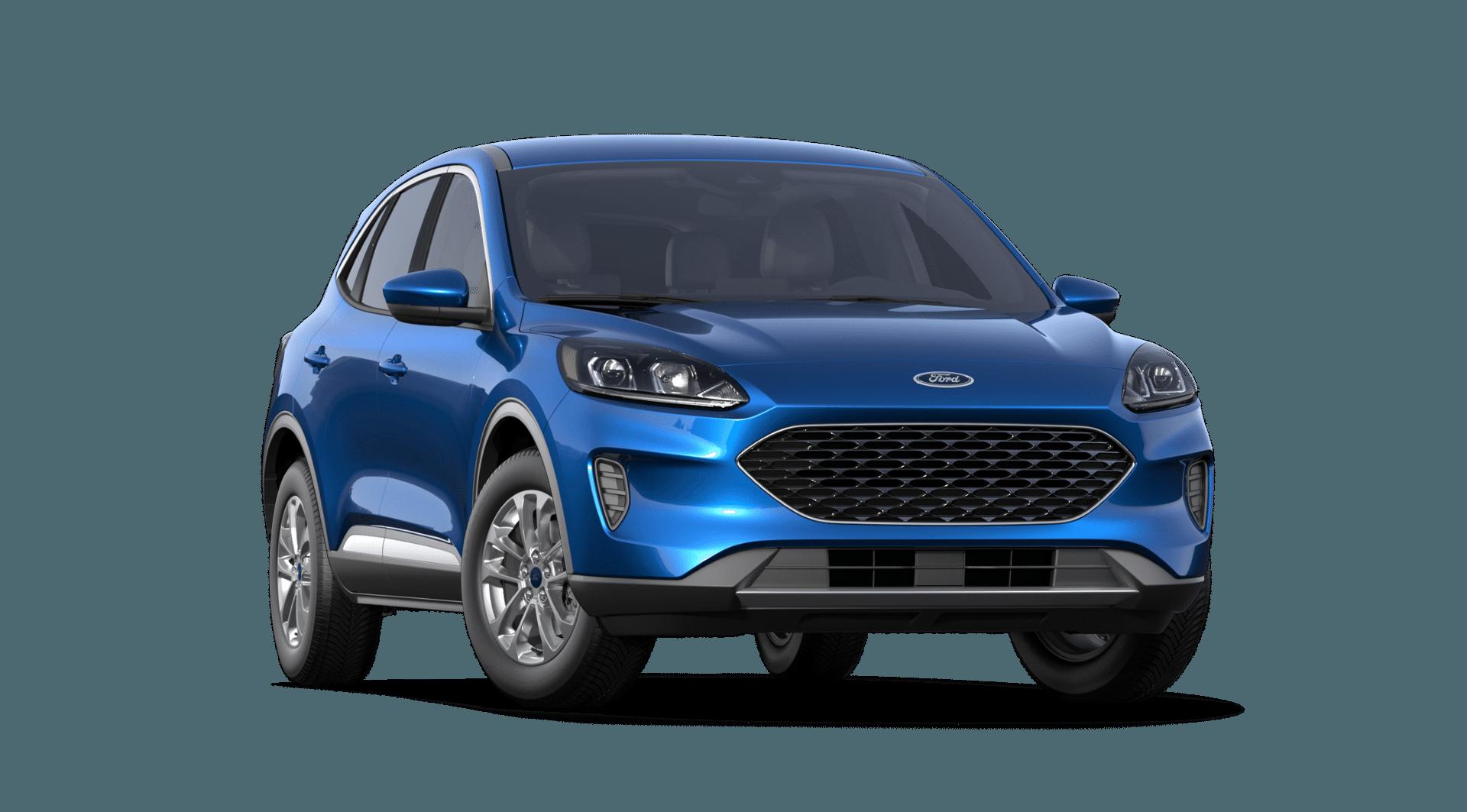 2020 Ford Escape Velocity Blue