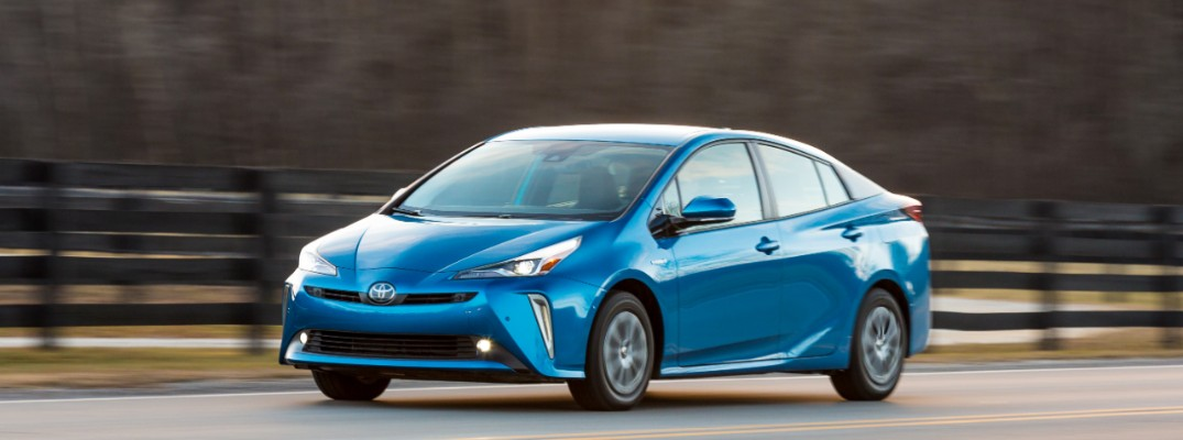 When will the 2020 Toyota Prius be available?