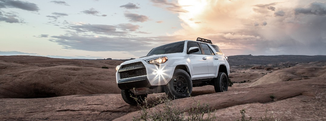 Toyota 4Runner receives new safety, multimedia features for 2020