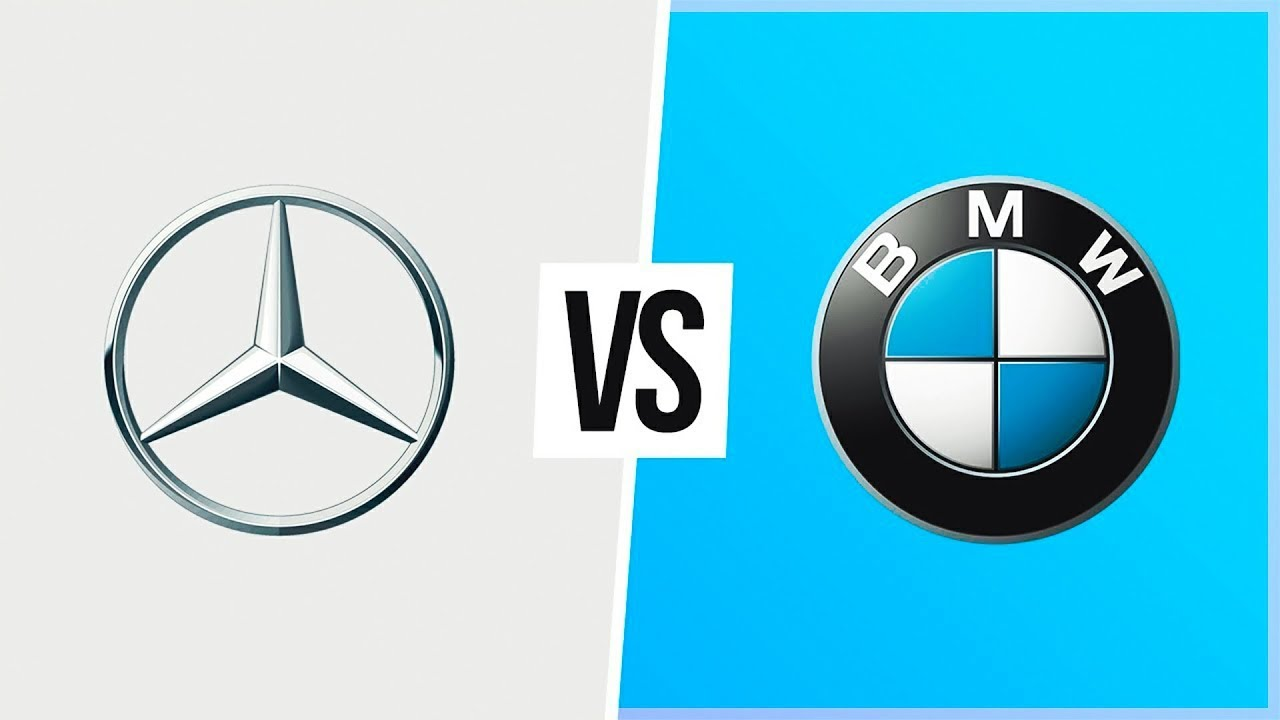 BMW vs Mercedes-Benz marketing war