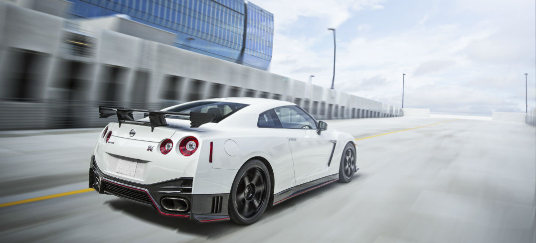 2016 Nissan GT-R NISMO at Continental Nissan