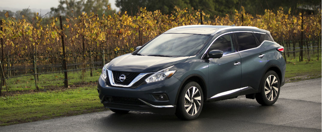 New 2016 Nissan Murano earns 4star safety rating