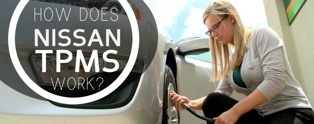 how does nissan tpms work