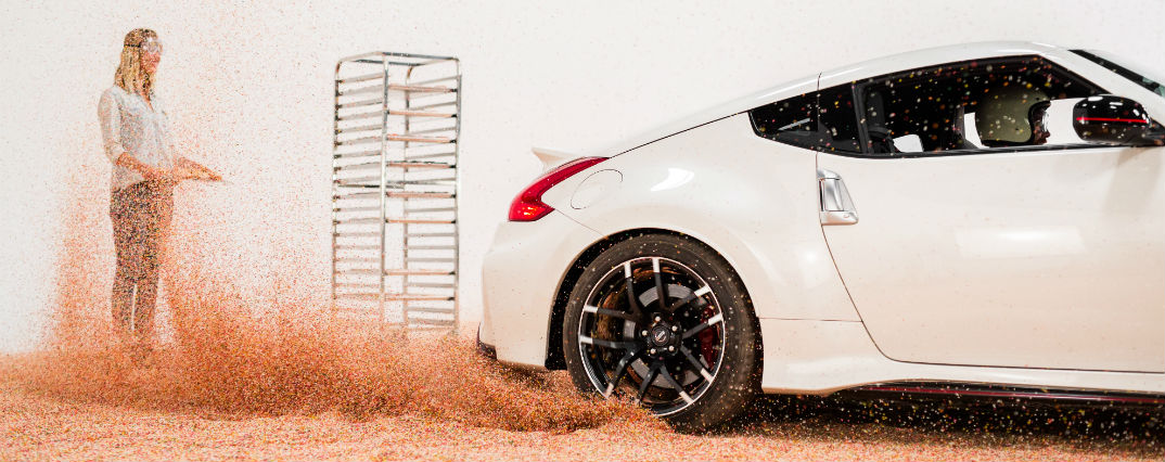 Nissan 370Z NISMO Celebrates National Donut Day
