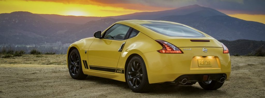 2018 Nissan 370Z Heritage Edition specs and features