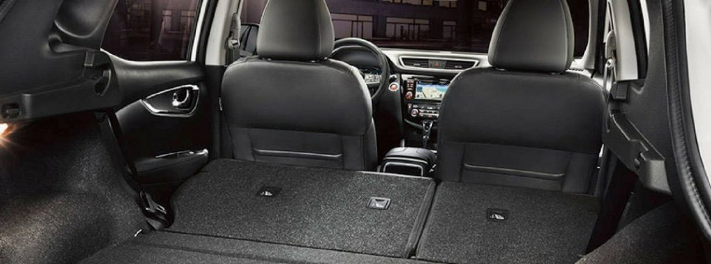 2017 Nissan Rogue Sport Interior Head And Legroom