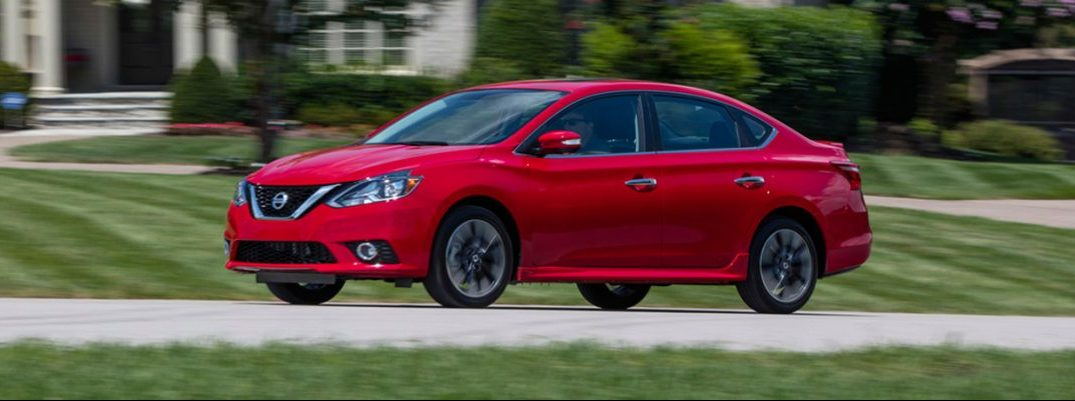 How do the different Nissan Sentra models compare?