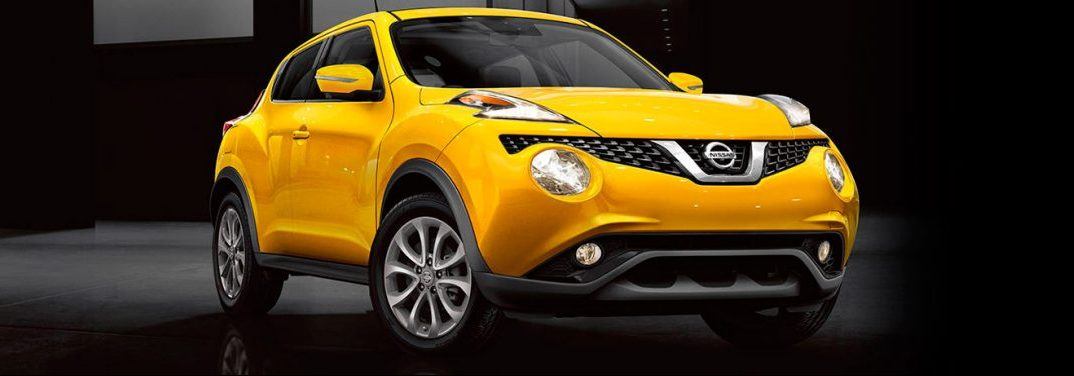 What Colors Does The 2017 Nissan Juke Come In