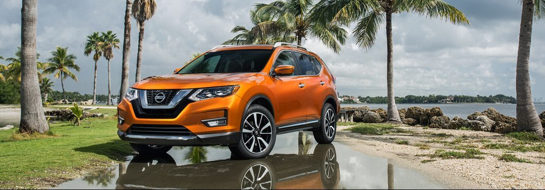 Get the new 2018 Nissan Rogue at Continental Nissan!