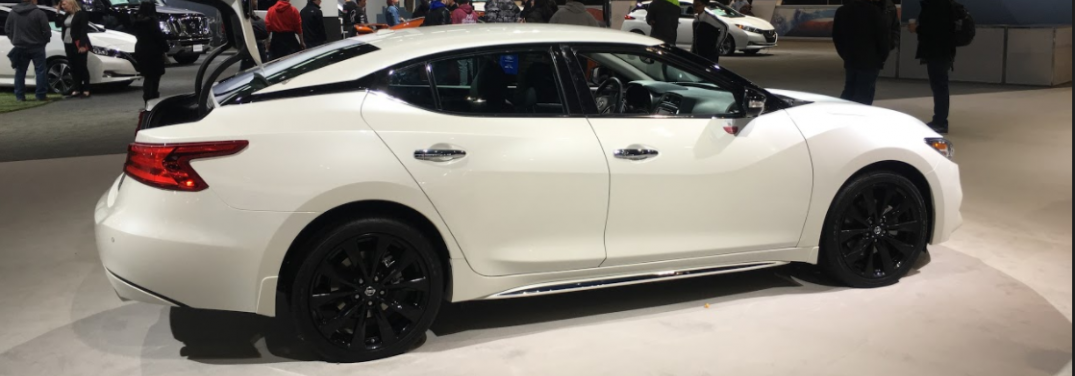 Take a look at the different Nissan models shown at the Chicago Auto Show!