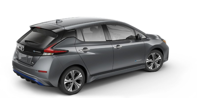 What Colors Does The Redesigned 2018 Nissan Leaf Come In