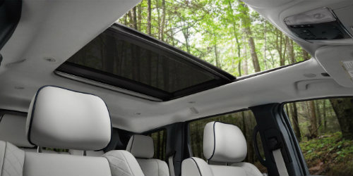 2018 Jeep Grand Cherokee Seating Capacity And Interior Cargo Space