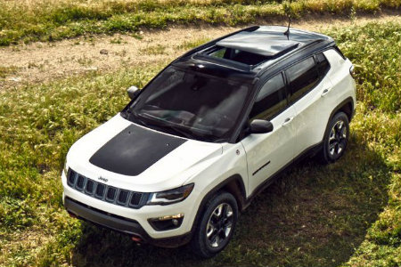 2018 Jeep Compass Mileage Driving Range