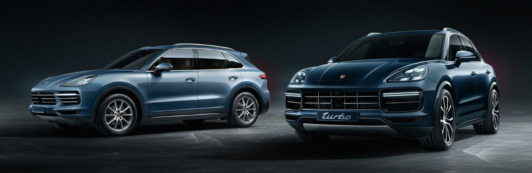 The Porsche Cayenne is the ultimate road tripping vehicle