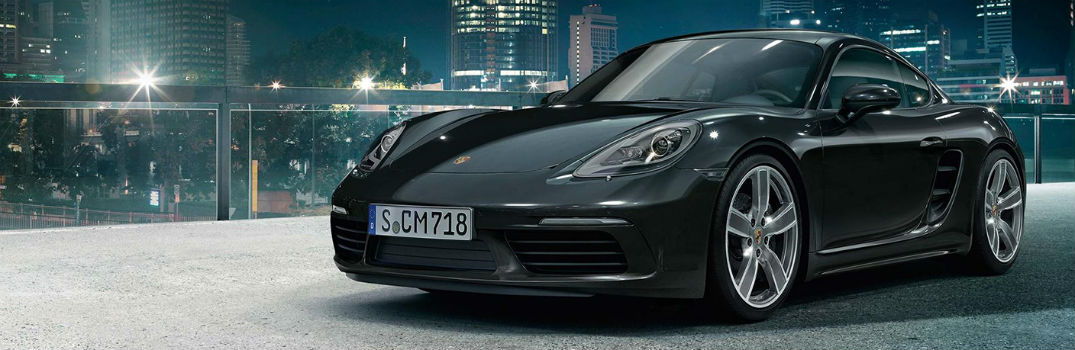 First look at the 2020 Porsche 718 Cayman GT4