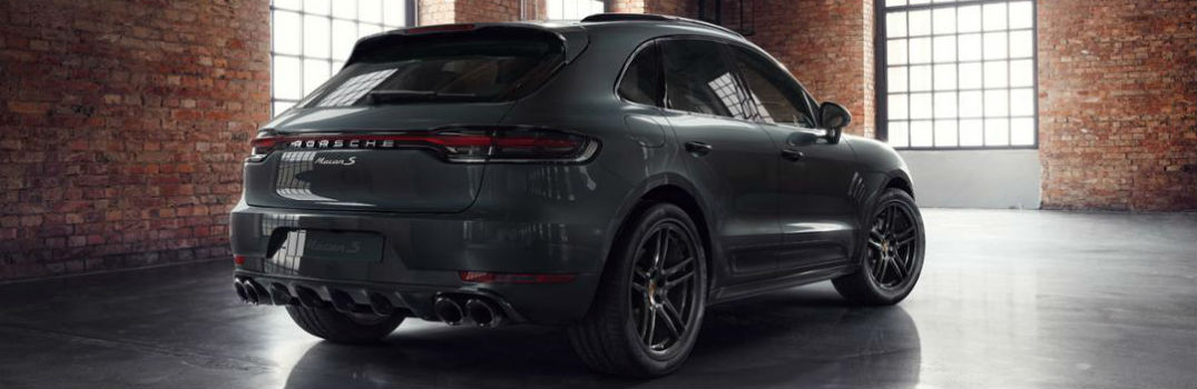 What makes the 2019 Macan a good vehicle to drive in summer?