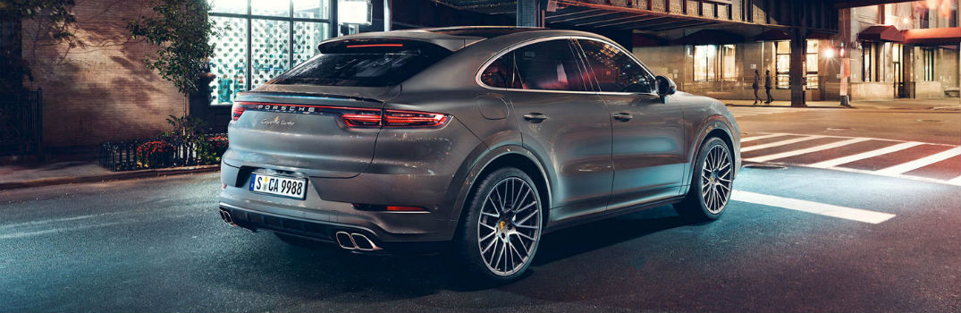 How much can the 2020 Cayenne tow?