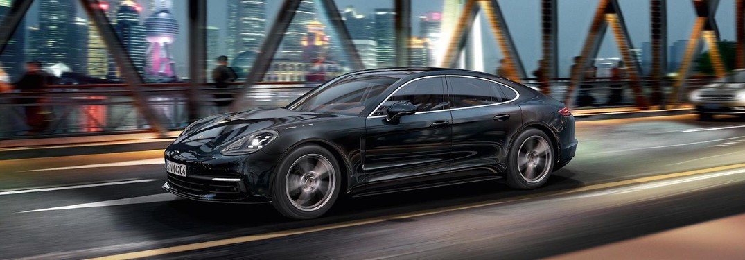 Comfort and Convenience in the 2020 Porsche Panamera