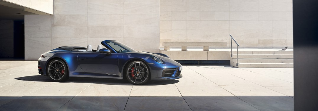 Infotainment Technology in the 2020 Porsche 911