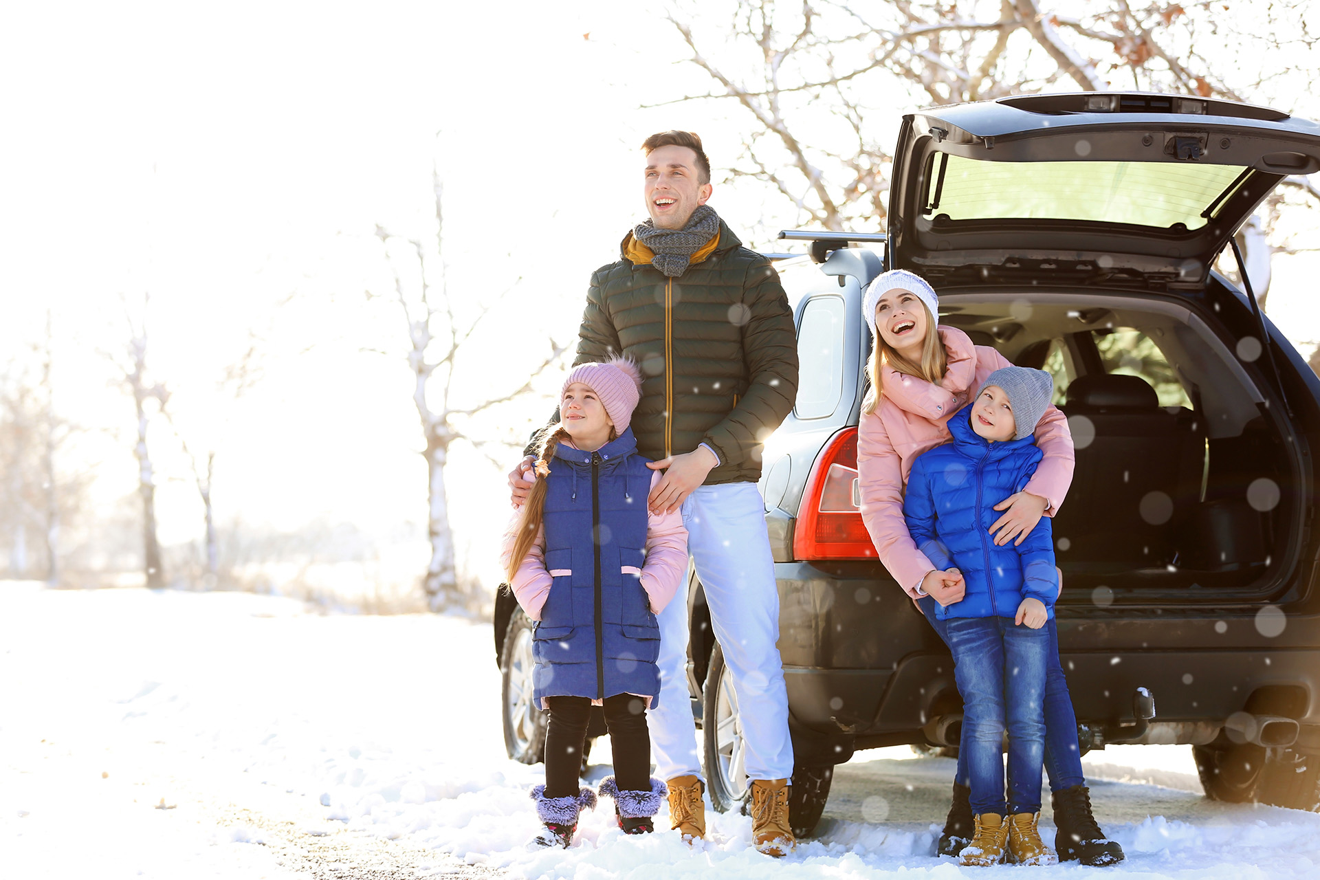 Holiday Road trip: How to make the most out of trips in your family vehicle