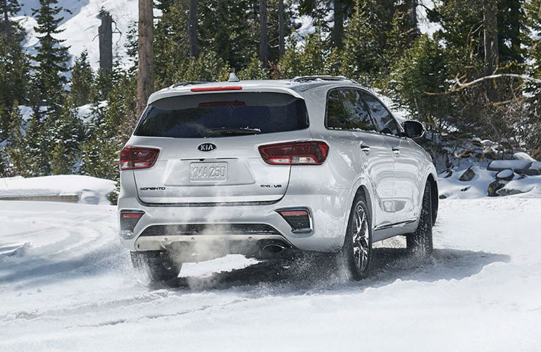 2019 Kia Sorento Offers Outstanding Versatility And Capability