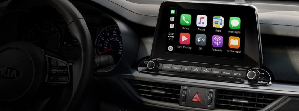Certified Pre Owned Honda >> Does the 2020 Kia Telluride Have Apple CarPlay and Android ...