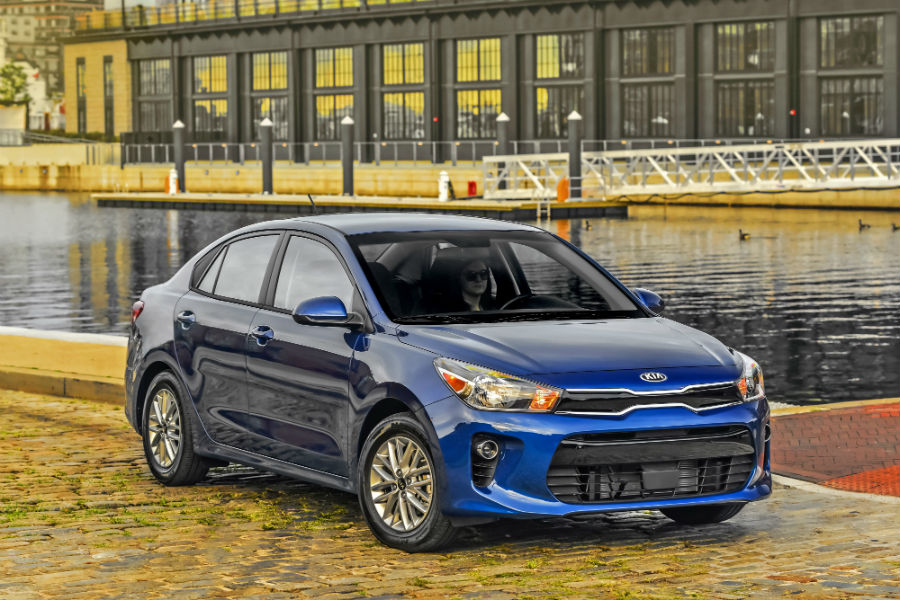 Car and Driver Names Four Kia Models To Editors' Choice List