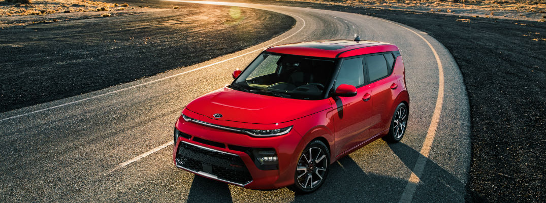 Kia Soul adds to its trophy case with a new award for its available technology