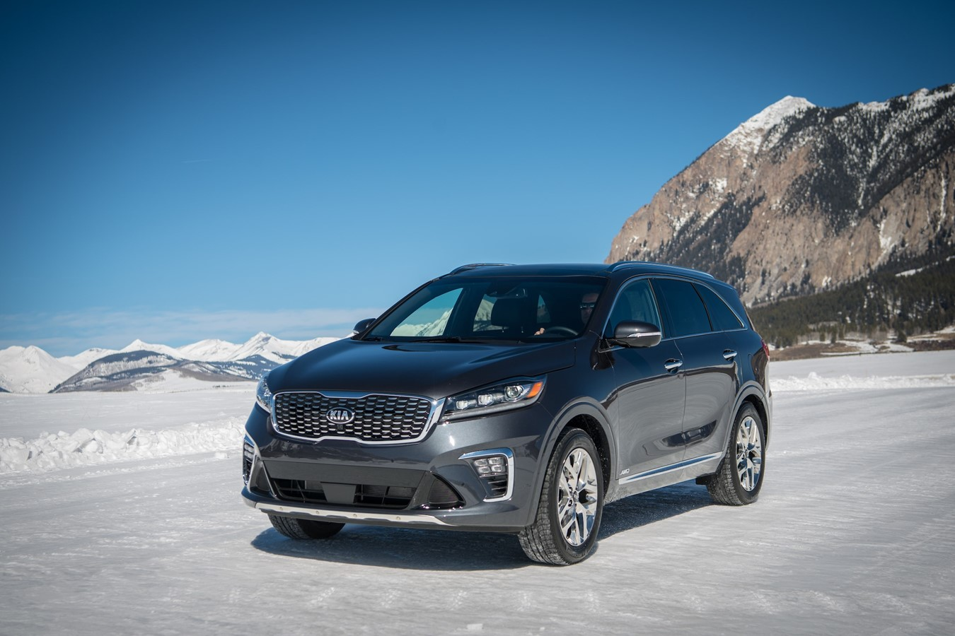 Six Kia Models Named Top Safety Pick By IIHS