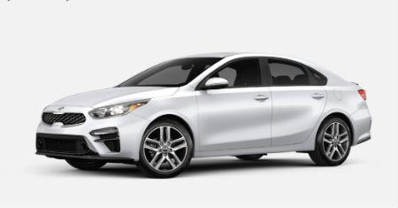 Silky Silver 2020 Kia Forte exterior front fascia driver side