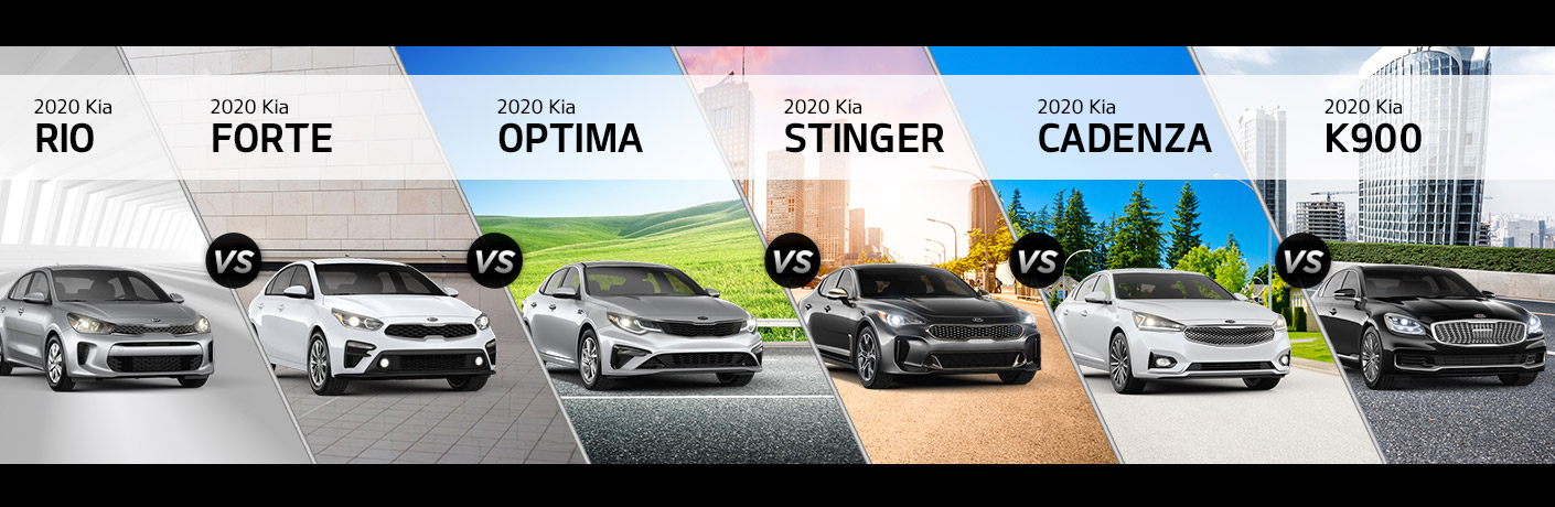 2020-Kia-Rio-vs-Forte-Vs-Optima-vs-Stinger-vs-Cadenza-vs-K900