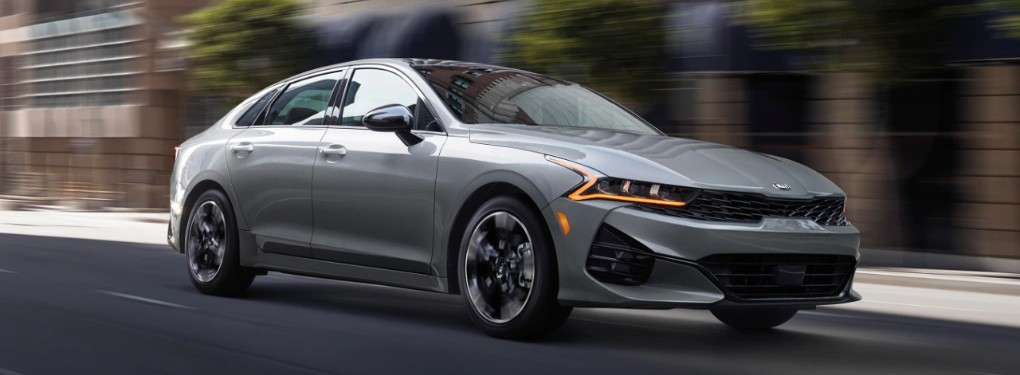 Is the 2021 Kia K5 a good sporty vehicle?