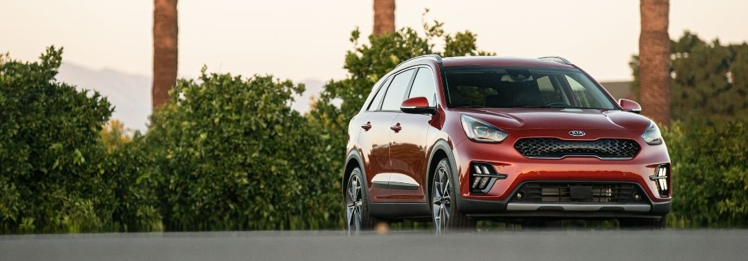 What does the HEV stand for on the 2020 Kia Niro?
