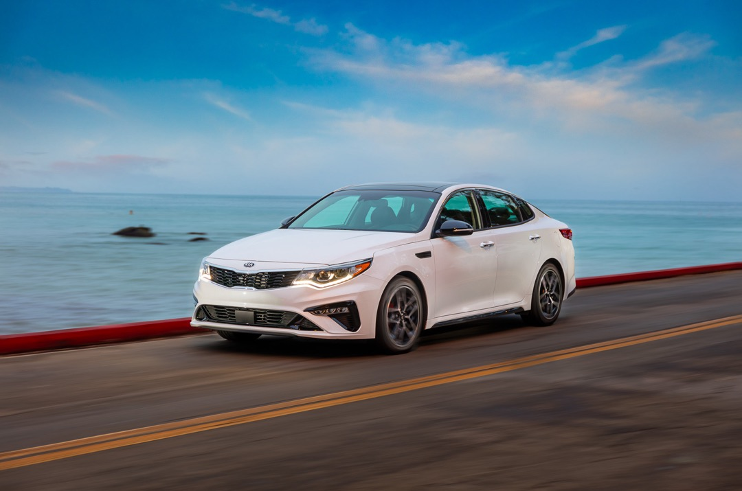 Kia Named Top of Vehicle Dependability Study by J.D. Power