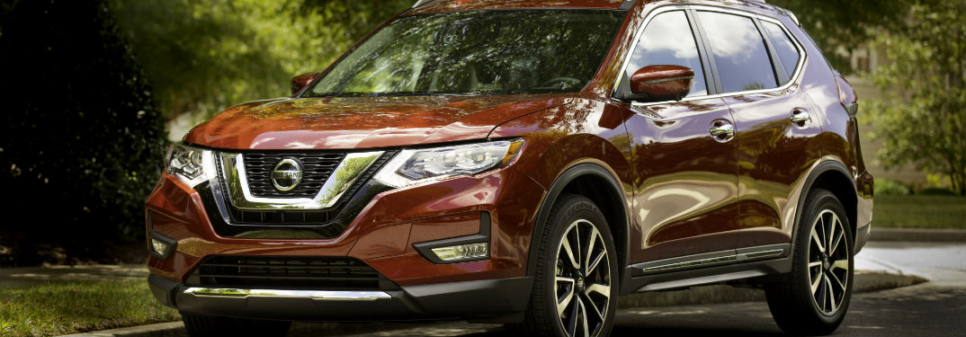 Get excited for the new 2019 Nissan Rogue and Rogue Hybrid