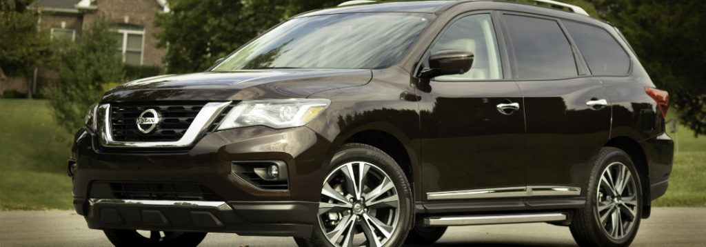 2019 Nissan Pathfinder Pricing and Specifications ...