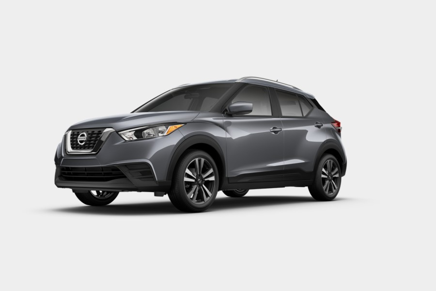 2019 Nissan Kicks Gun Metallic