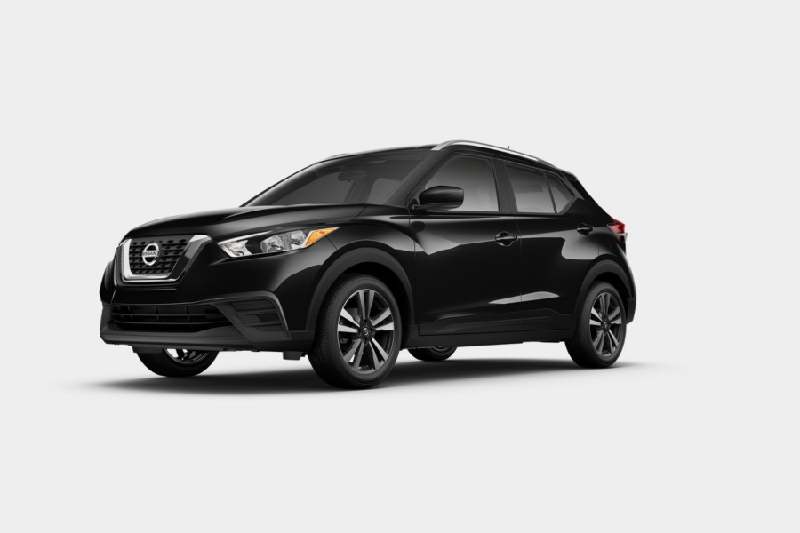 2019 Nissan Kicks Super Black