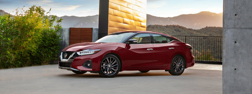How Much Does the 2019 Nissan Maxima Cost?