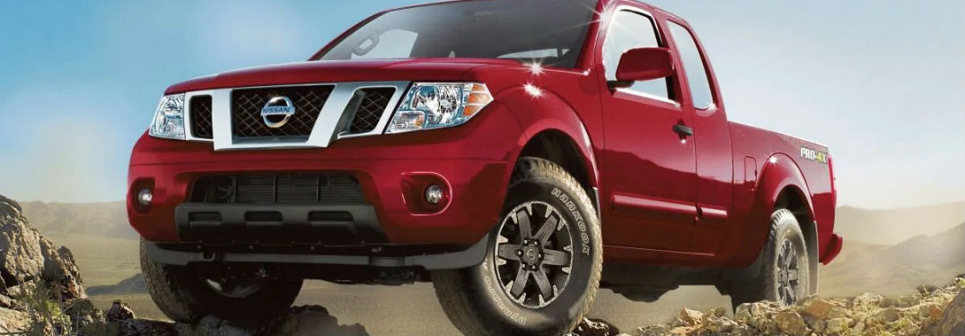 Available 2019 Nissan Frontier Exterior Accessories Charlie Clark