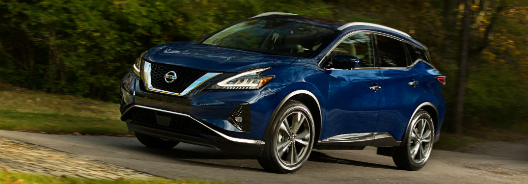 2019 Nissan Murano New Features and Redesign | Charlie Clark