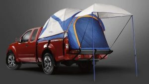 2019 Nissan Frontier accessory - bed tent