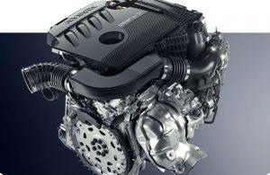 2019 Nissan Altima engine