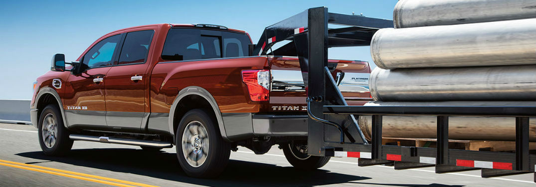 Nissan Titan Diesel Specs >> 2019 Nissan Titan Xd Offers Powerful Tow Ratings Thanks To