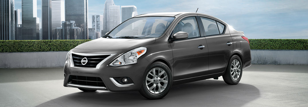 Long list of safety features helps give new 2019 Nissan Versa Sedan a top rating for passenger protection