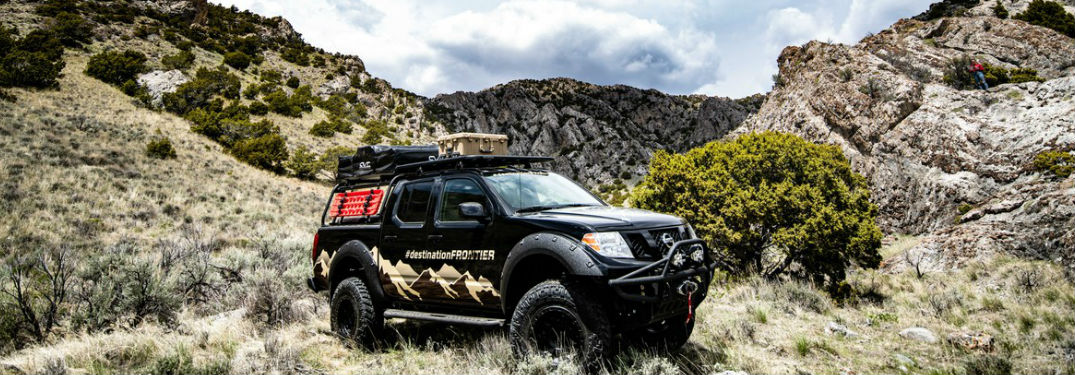 Nissan Destination Frontier offers the features and options needed for a successful and affordable overlanding experience