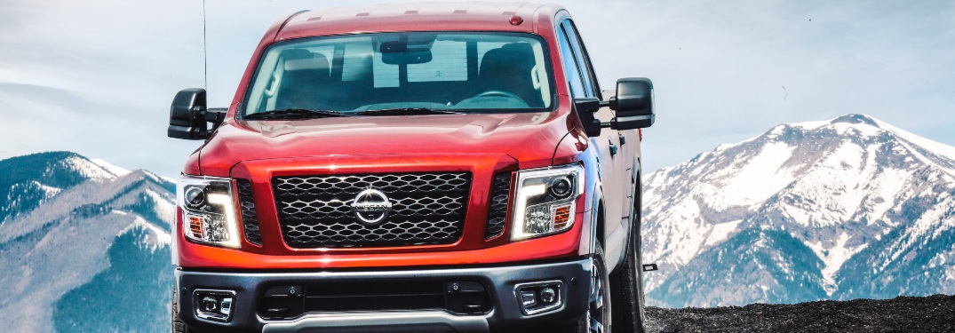 How Much Can The 2019 Nissan Titan Tow