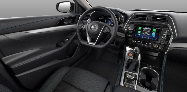 Exterior And Interior Color Options Of The 2020 Nissan Maxima